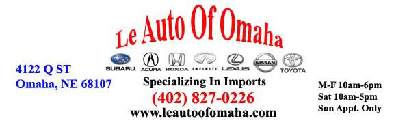 Le Auto of Omaha
